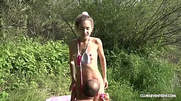 19150 Mary Rock is into nature and hard cock preview