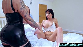 Hard Sex Punish Games With Sex Toys Between Lesbos (candy&jennifer) vid-12
