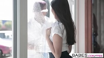 Babes - Office Obsession - Sharon Lee and Viktor Solo - Dirty Windows
