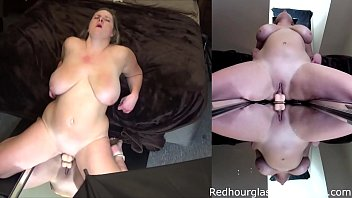 36 ddd blonde nude Big tit blonde girl meloni douses her 36 ddd jugs in oil and fucks a mirror dildo