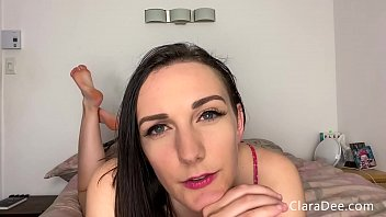 Clara Dee - JOI with Cum Countdown for Adam