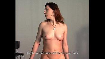victoria bonya nude - elitepain spanking casting marina thumbnail