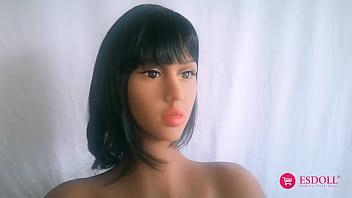 esdoll.com: 163cm H Cup Big Breasts Silicone Sex Doll – Jasmine