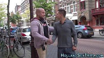 Dutch hooker gets fucked