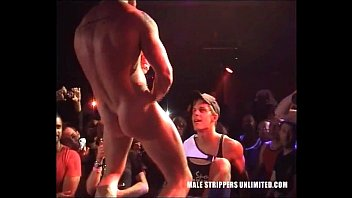 Gay male model agencies in la Hustlaball london 2009 - main stage shows -1 - gym coach hot session