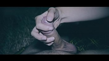Handjob Massage Outdoor Night