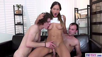 Mmmf bi oral xxx pics Bisex threesome with a naughty step dad - naomi bennet and andy west