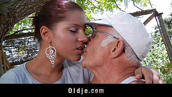 Black girls fucking old men Big dick oldman fucks his much younger sexy girlfriend