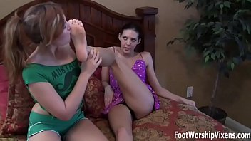 Ebony foot job video - I cant wait to suck on ayannas ebony toes
