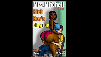 Ebony sex comics big black dicks Big ass techer fucks her white student comic