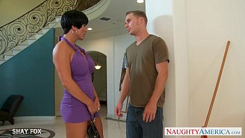 Free porn and naughty police girl Short haired shay fox fucking