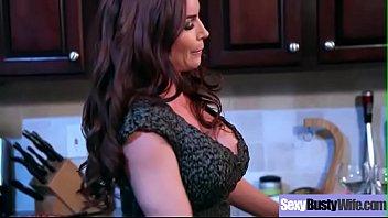 Slut Wife (Diamond Foxxx) With Big Melon Boobs Hard Banged video-07