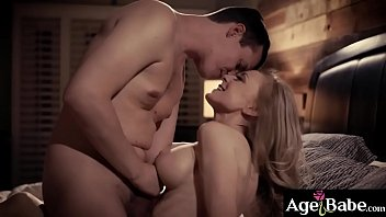 Justin hartley naked Gorgeous mature businesswoman nina hartley likes her new young client named justine hunt and seduces him to fuck her cock hungry cunt.
