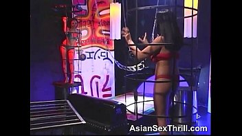 Exotic asian lesbo Super hot asian lesbo scene