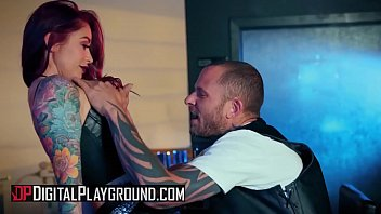 (Monique Alexander, Scott Nails) - Welcome To Grind Bar Scene 2 - Digital Playground