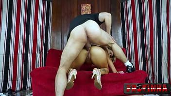 Hot blazilian blonde doing hard anal - Sol Soares - Frotinha Porn Star -  -
