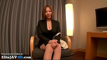 Japanese Milf with huge boobs fucked in hotel - Full at Elitejavhd.com