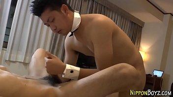 Rimming n sucking asians