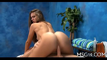 Free young teen massage movies free - Hot oil massage