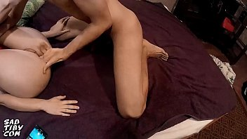16889 Horny Girl Sensual Jerk Off and Hard Sex in Lingerie - Cumshot Closeup preview