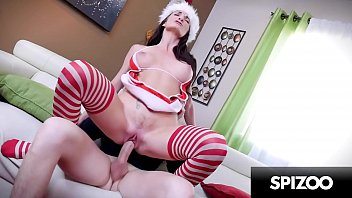 Cum dirty underewar sock - Hot milf silvia saige wants a big fat young cock for christmas -spizoo