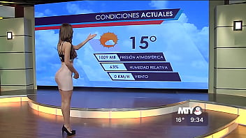 Naked weather lady canada - Yanet garcia gente regia 09-30 am 03-dic-2015 full hd
