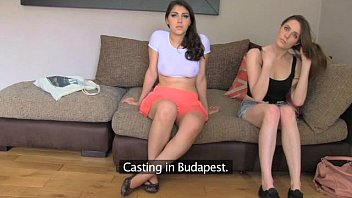 Uk adult affiliate Fakeagentuk italian and british threesome in fake casting