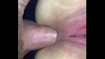 Wife fucked in the arse