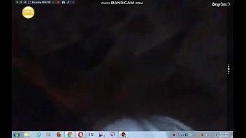 Sexy girl show boobs on webcam
