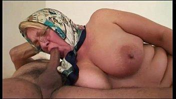 Grannies big tits - Bbw granny