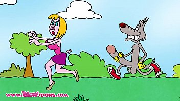 Funny mature cartoon Blowtoons cheeky tales
