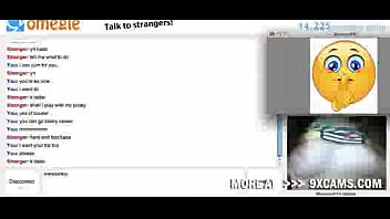 Omegle young bitch do everything - www.9xcams.com