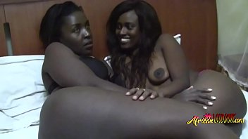 Wet african lesbians Extremely hot ebony lesbians with huge ass love oral