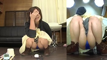 Desperate to pee cant hold it Subtitled japanese amateur pee desperation failure in hd