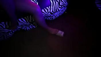 Ride the Zebra! - Mistress Kara & Bella Rossa ride a HUGE zebra SYBIAN together, lesbians and sex toys, porn stars