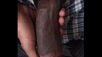 showing off my monster 10 inch thick dick bbc @Handsome10in
