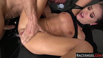 Adriana Chechik Is A Fucking Squirt Queen AJ Applegate, Leigh Raven, Aubrey Kate