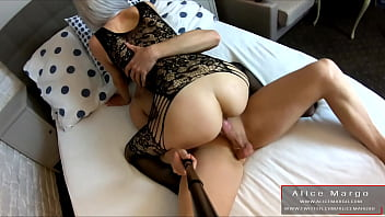 View From Selfie Stick! Amateur Fuck!