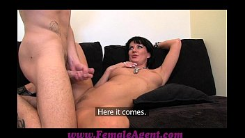 FemaleAgent Sexual satisfaction guaranteed