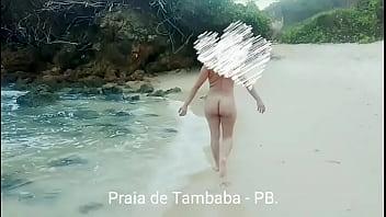 Thays na Praia de Tambaba-PB