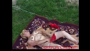 Check out this horny brunette granny preview image