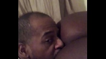 Eatin my cougar bitch pussy & ass