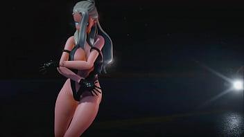 Sexy Salem Dancing