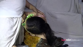 Amateur Indian Couple Hardcore blowjob bhabhi