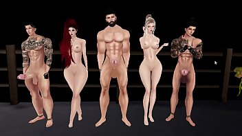 Crazy party Orgy - IMVU (QueenHash)