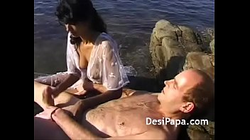 Indian Beach Sex pussy party