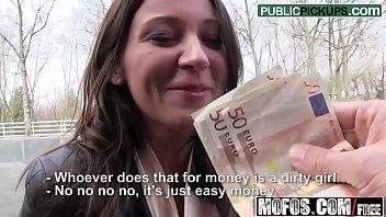 (Julie Skyhigh) - Belgian Slut Gets Freaky - Public Pick Ups