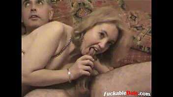 Amateur housewife gets nailed
