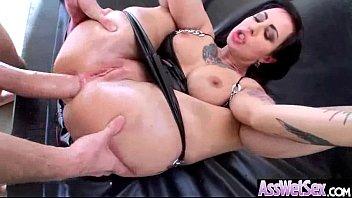 (dollie darko) Big Rounf Aas Girl Love And Enjoy Anal Sex clip-13