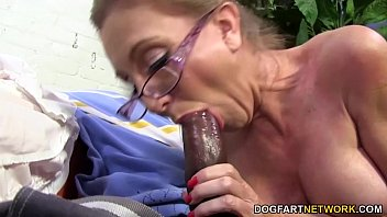 Dogfart interacial sex tubes - Hot cougar jenna covelli takes two bbcs